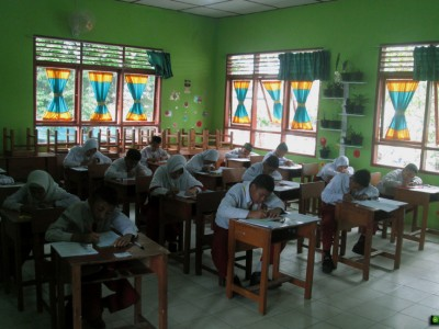 Ruang III Try Out USBN TA 2018/2019
